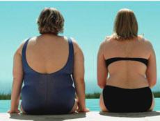 女人发胖的原因